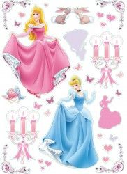 sleeping beauty sticker by fantastick wall art #fantastick #onyourwall #wallart #sticker #home #deco #disney