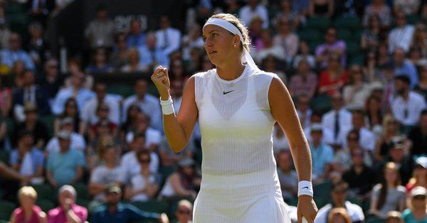 Wimbledon 2017: Two-time champion Petra Kvitova, Elina Svitolina, Jo Konta win 1st Round  Two-time Wimbledon champion Petra Kvitova sealed a comfortable 6-3, 6-4 win over Sweden's Johanna Larsson. On the other hand, fourth seed Elin...  hindustantimes.com