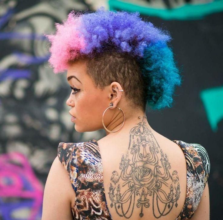 Image result for afropunk boy tattoos