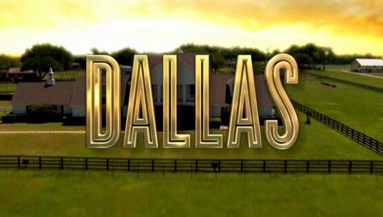 Picture from both Dallas TV Shows and the actors