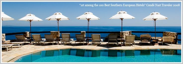 A Tuscan beach- The Pellicano Hotel.  Sun, ocean and phenomenal Italian food?  Yes, please.