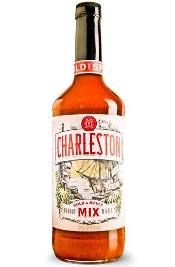 Charleston Mix Bold & Spicy Bloody Mix