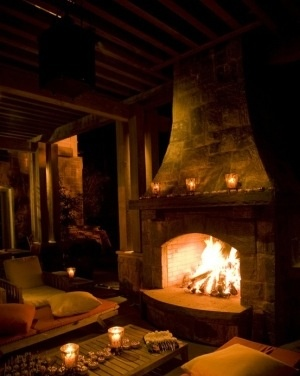 Warm Amp Very Cozy Fireplaces Pinterest Mediterranean