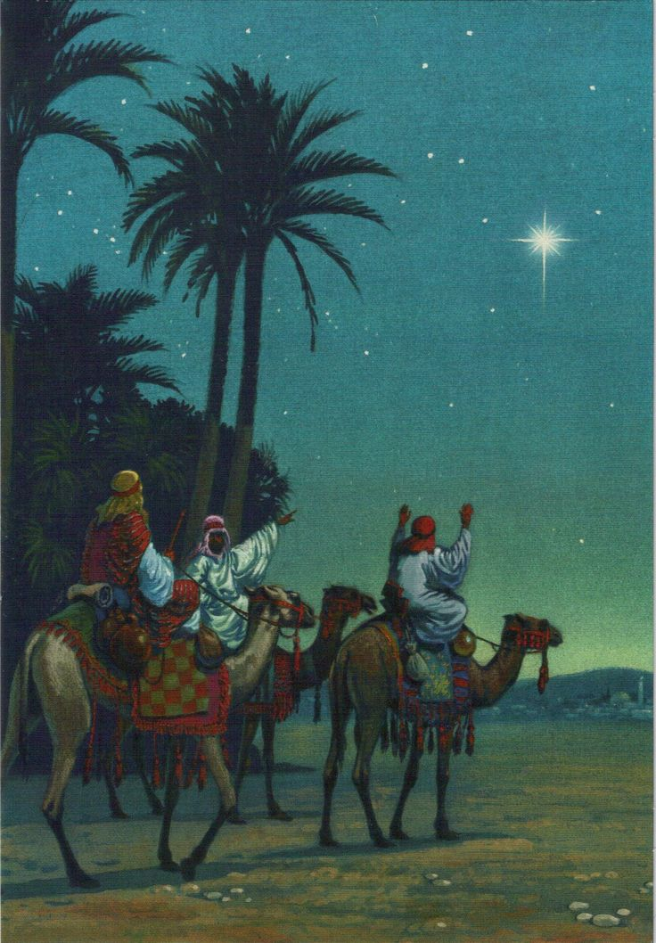 Three kings following the Star www.youravon.com/marycorso