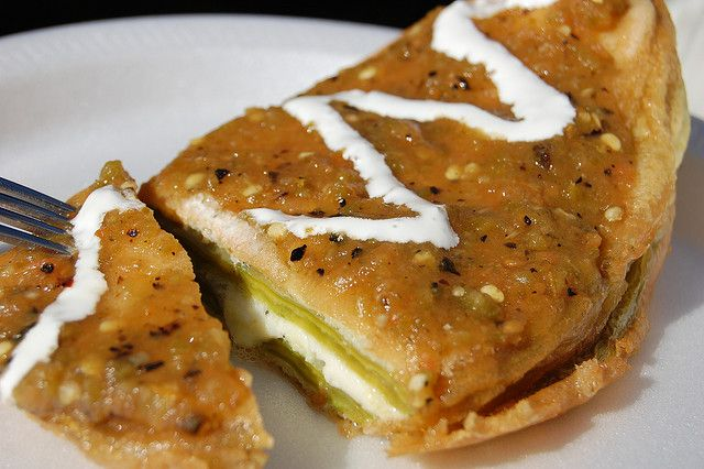 Nopales Rellenos - I'm working on adapting this recipe for Medifast!