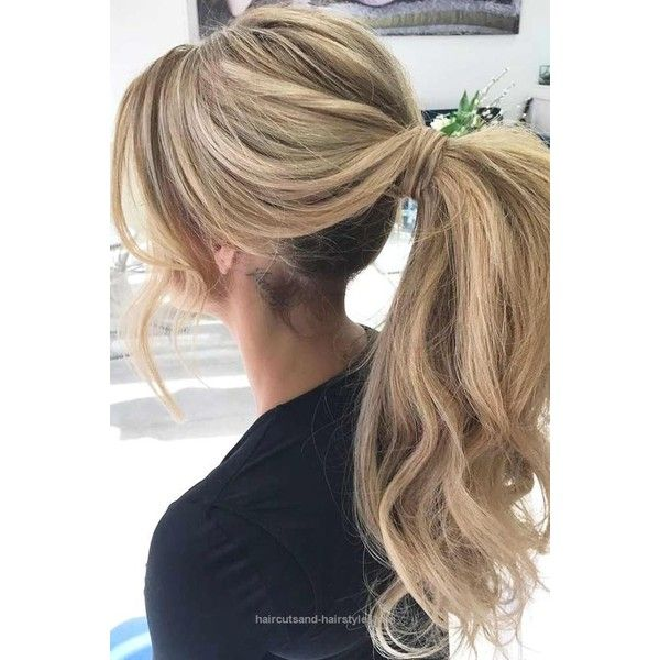 Pleasing Cute Ponytail Hairstyles You Should Try See More Liked On Natural Hairstyles Runnerswayorg