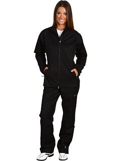 Nike Golf - Women's Packable Rain Suit, looks like mine but a different brand...