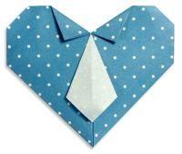 Origami vaderdag knutsel