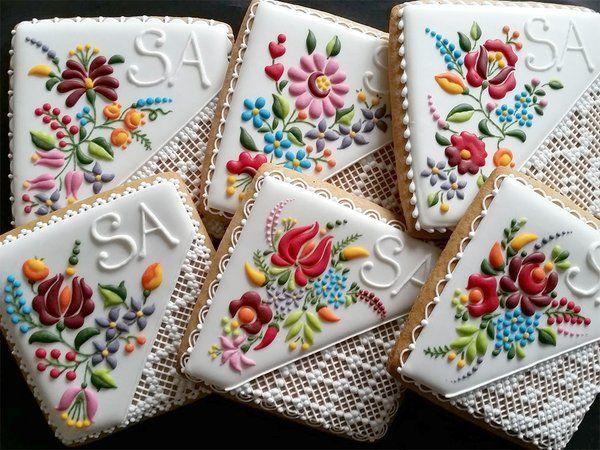 ハンガリーのシェフが作るデコレーションクッキーが信じられない美しさで話題に「こういうの作れる人は神か何かなの?」 - Togetterまとめ