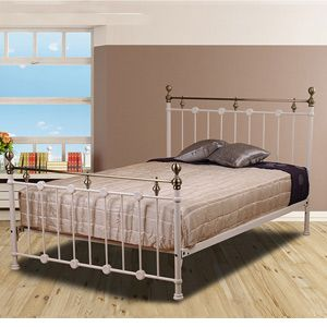 Sweet Dreams Kimberley Metal Bedstead