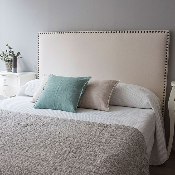 M s de 25 ideas incre bles sobre cabeceros tapizados en - Cabeceros de cama tapizados ...