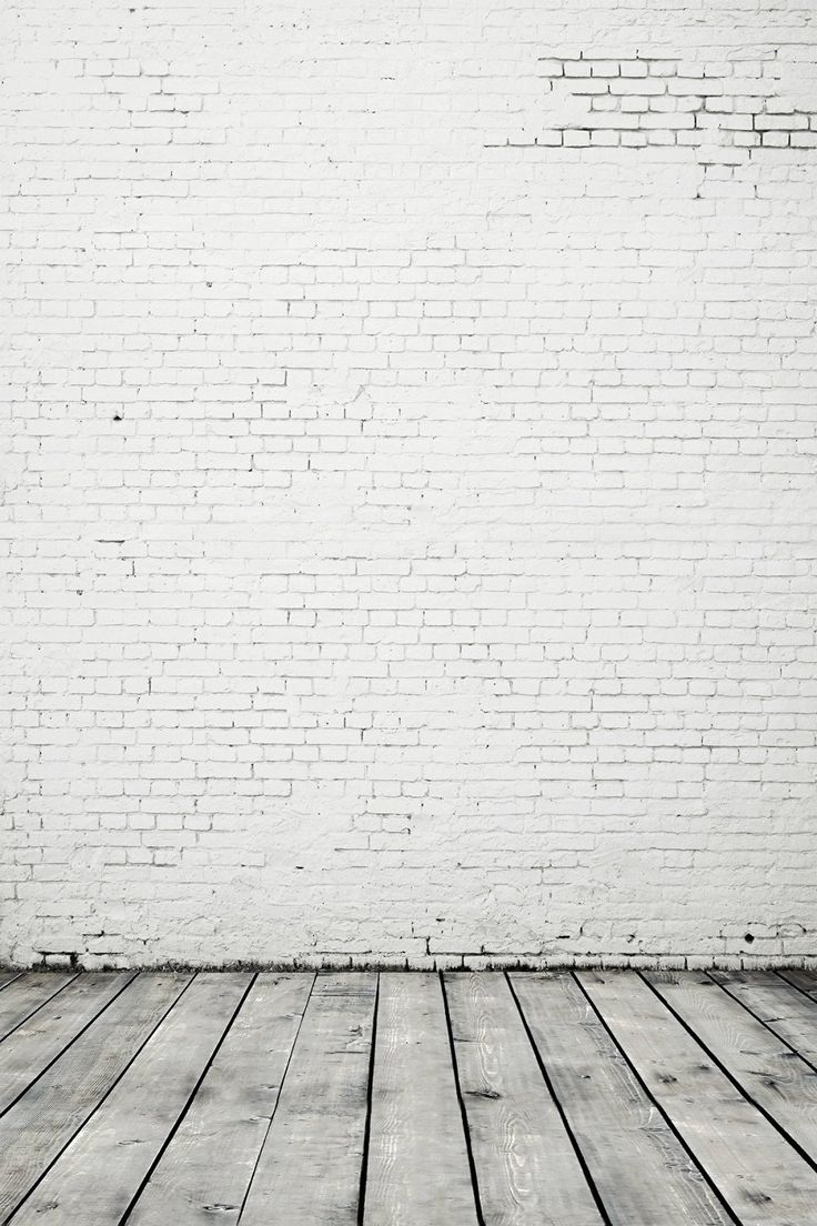 Amazon.com : 5x6.5ft Retro Brick White Photography Backdrops Wood Floor No Wrinkles White Background Studio Photo For Newborn Photography Props S-126 : Camera & Photo