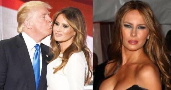 Meet Trump's Hot Wife Melania Who Is 24 Years Younger Than Him!