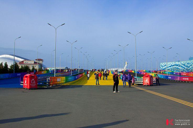 Поездка на 22 Зимние Олимпийские игры 2014 в Сочи - Гид Краснодар