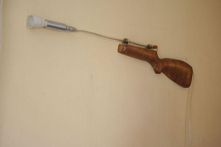 Strzelba w Art Wood Kawkowo na DaWanda.com