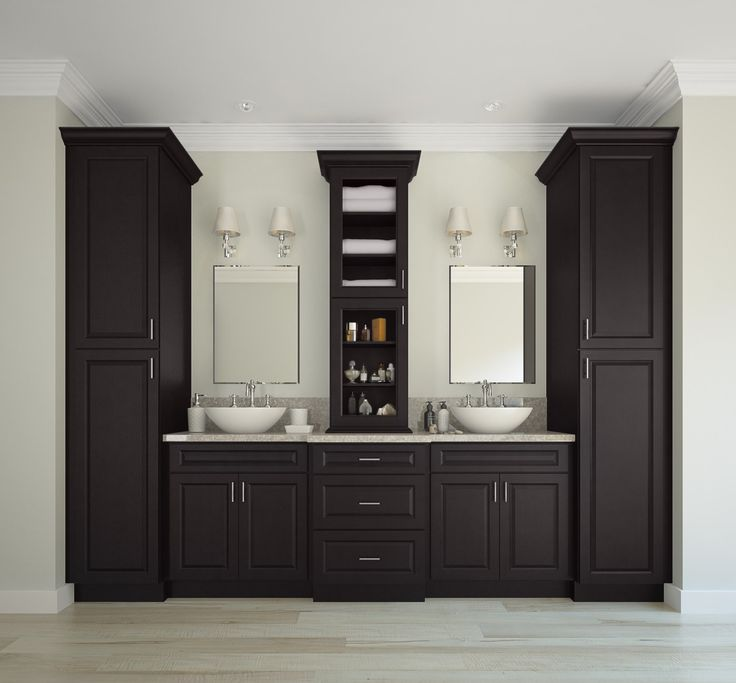 155 Best Rta Bathroom Vanities Images On Pinterest Bathroom Cabinets Bathroom Cabinets Uk And