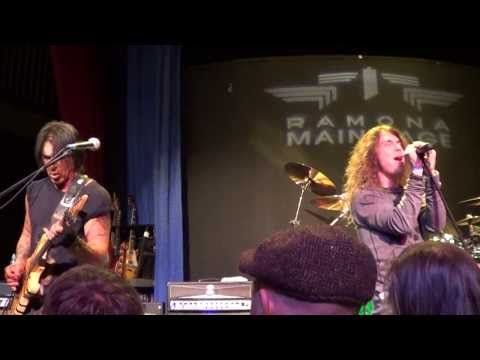 George Lynch LYNCH MOB Live HD PROShot Full Show @ Ramona Mainstage, Ramona, CA 02-15-14