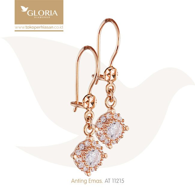 27 best anting giwang emas images on advertising bag