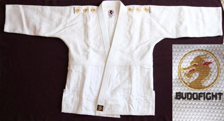 Budo Fight - Judogi Mondial - C'est quoi ton kim ?