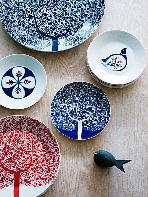 Fable collection design by Karolin Schnoor for Royal Doulton