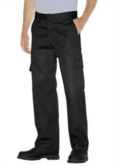 Relaxed Straight Leg Cargo Work Pant | Cargo Pants for Men | Dickies.com