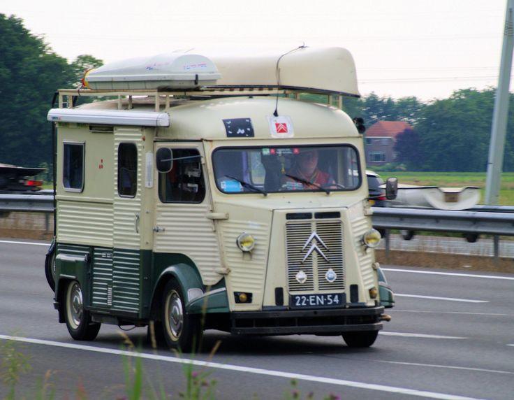 1970 Citroën Hy Camper Flickr Photo Sharing