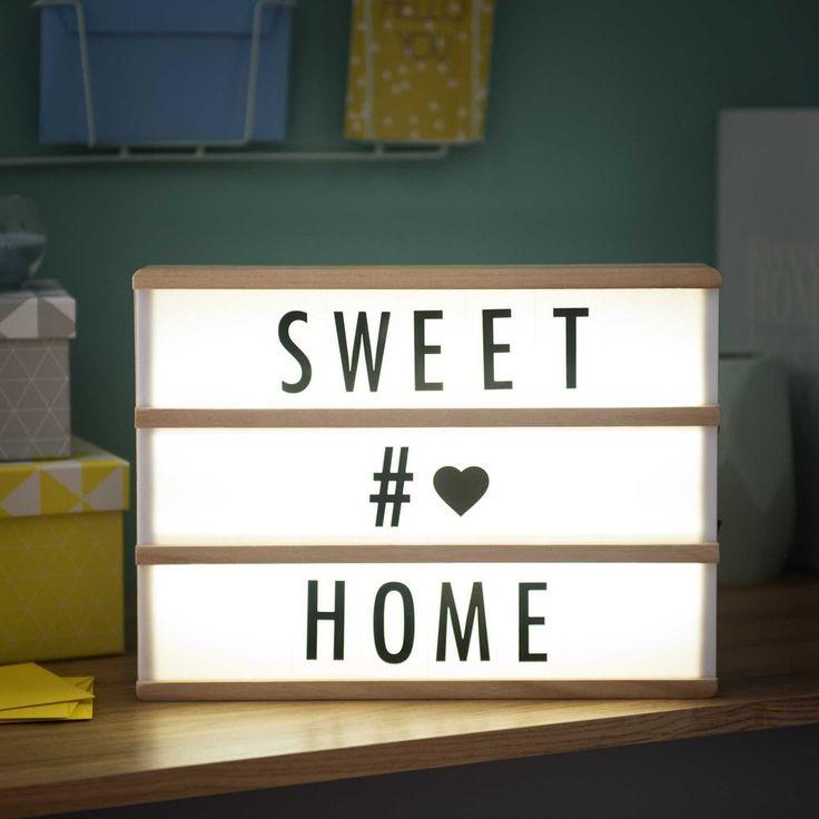 les 25 meilleures id es de la cat gorie boite lumineuse. Black Bedroom Furniture Sets. Home Design Ideas