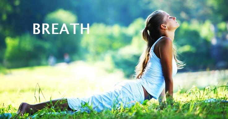 Yoga te relaja - Breath