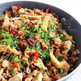 arroz, cocina peruana, peruvian cuisine, perú, arroz chaufa, cucina peruviana, La cuisine péruvienne, arroz con camarones, arroz con carne, camarones, cerdo, huevos, soya, jengibre,viaje entre sabores
