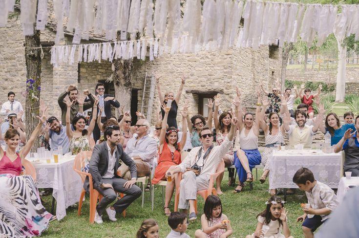 boda campera