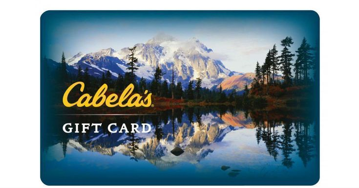 Sonyas Happenings ~   Enter To #Win a $500 Cabela's Gift Card ~ #Sweeps Ends 2-4