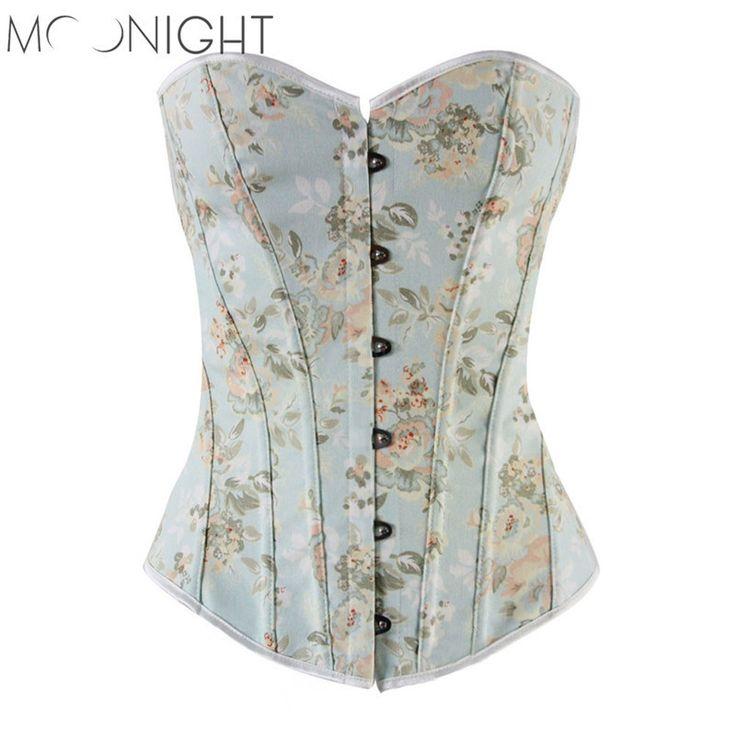 y Plus Size Clubwear Lingerie Waist Training Overbust Corsets Statin Floral Lace Women Wedding dress corsets Bustiers Top Alternative Measures