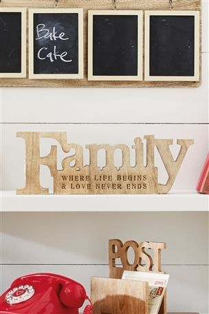 Family Word