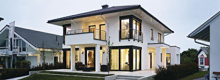 Weberhaus Home Passive House Design Pinterest Moderne H User Hausbau Und Fenster
