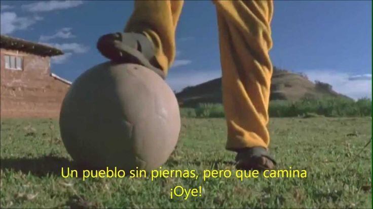 My new tune. Happy autumn everybody. Vamos caminando! Calle 13 - Latinoamerica Video Oficial
