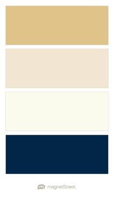 champagne wedding colors scheme ideas