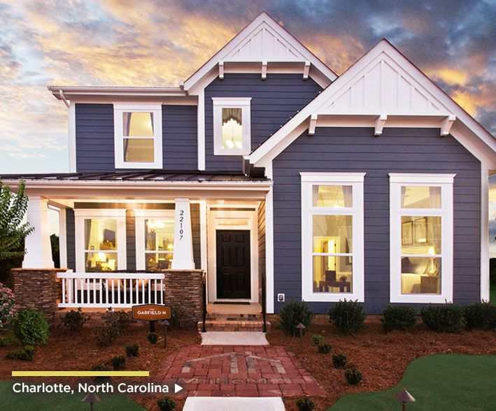 New Homes in Charlotte, NC