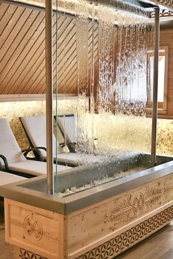 Odpoczynek w solnej izbie przyniesie niezwykłe ukojenie.  Chochołowskie Saunarium & SPA