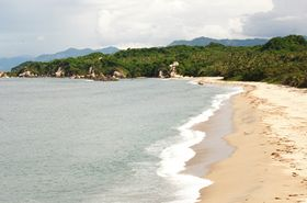 Tayrona Park beaches