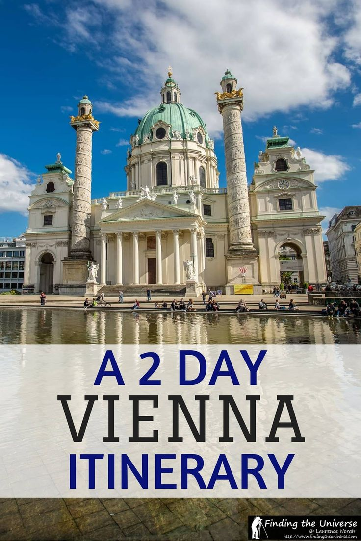 A two day itinerary for Vienna, Austria, covering the major sights, museums and highlights of this beautiful city, as well as planning tips and advice for your visit.