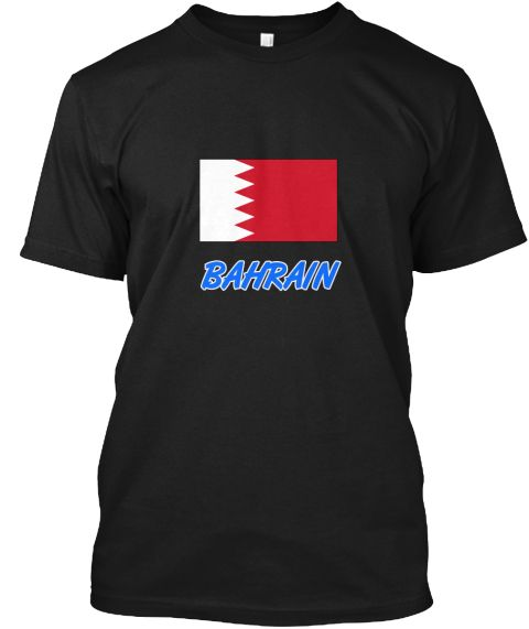 Bahrain Flag Artistic Blue Design Black T-Shirt Front - This is the perfect gift for someone who loves Bahrain. Thank you for visiting my page (Related terms: I Heart Bahrain,Bahrain,Bahraini,Bahrain Travel,I Love My Country,Bahrain Flag, Bahrain Map,Bahrain  #Bahrain, #Bahrainshirts...)