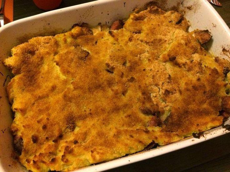 Lekker eten met Marlon: Zuurkool met rookworst en appel uit de oven (fotob...