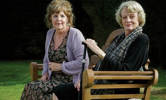 Maggie Smith takes centre stage in the trailer for Dustin Hoffman's Quartet | Radio Times http://www.radiotimes.com/news/2012-10-29/maggie-smith-takes-centre-stage-in-the-trailer-for-dustin-hoffmans-quartet