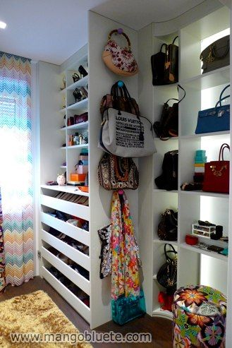 2002 melhores imagens de walk in closet no pinterest provador closets dos sonhos e espa o do. Black Bedroom Furniture Sets. Home Design Ideas