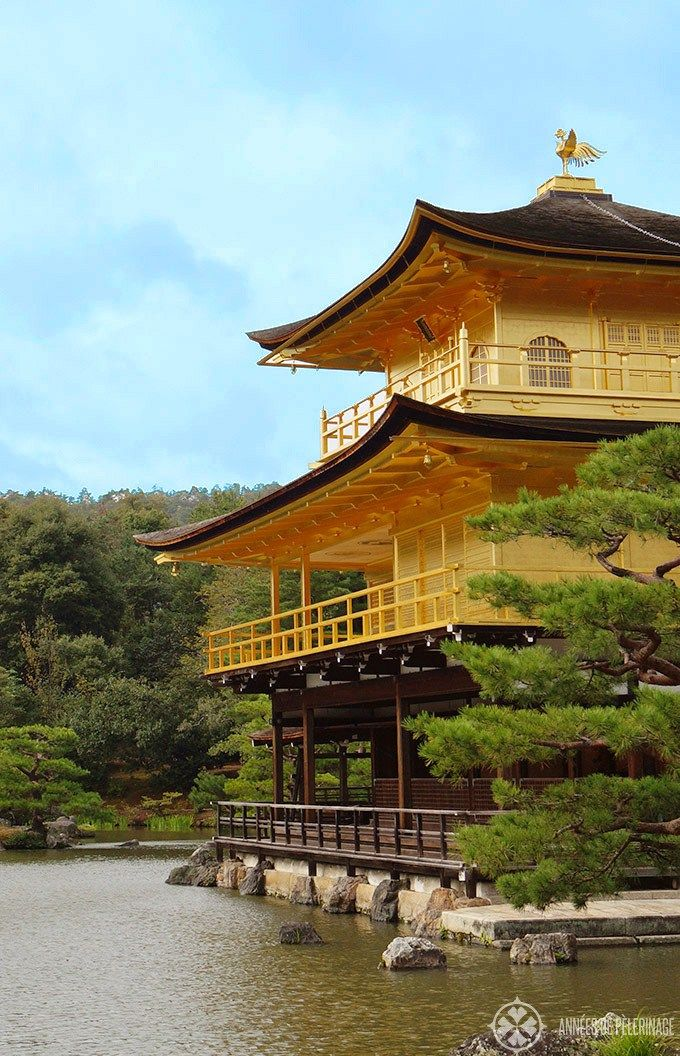 Gorgeous Kinkaku Ji Ideas On Pinterest Japanese Temple - This amazing image is being called the most beautiful photo of kyoto ever