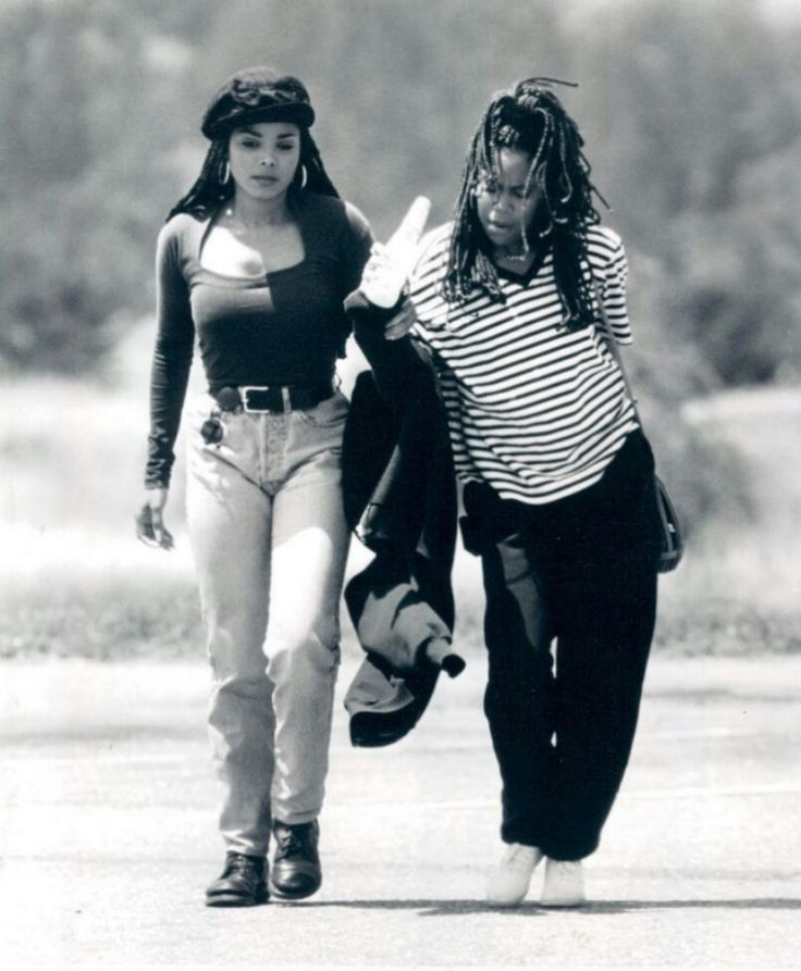 Scene from Poetic Justice movie | janet. 1993 era ...