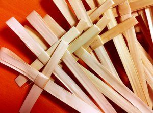 Palm Crosses - Pack of 50 Palm Crosses with Free Delivery at Eden.co.uk