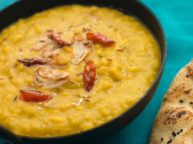 Dahl - Indyjska zupa z soczewicy