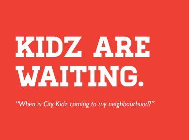 Kidz Are Waiting