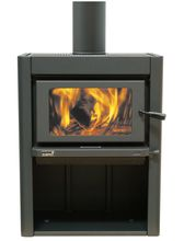 Kent Astron Fire - Meets Airshed 1 regulations